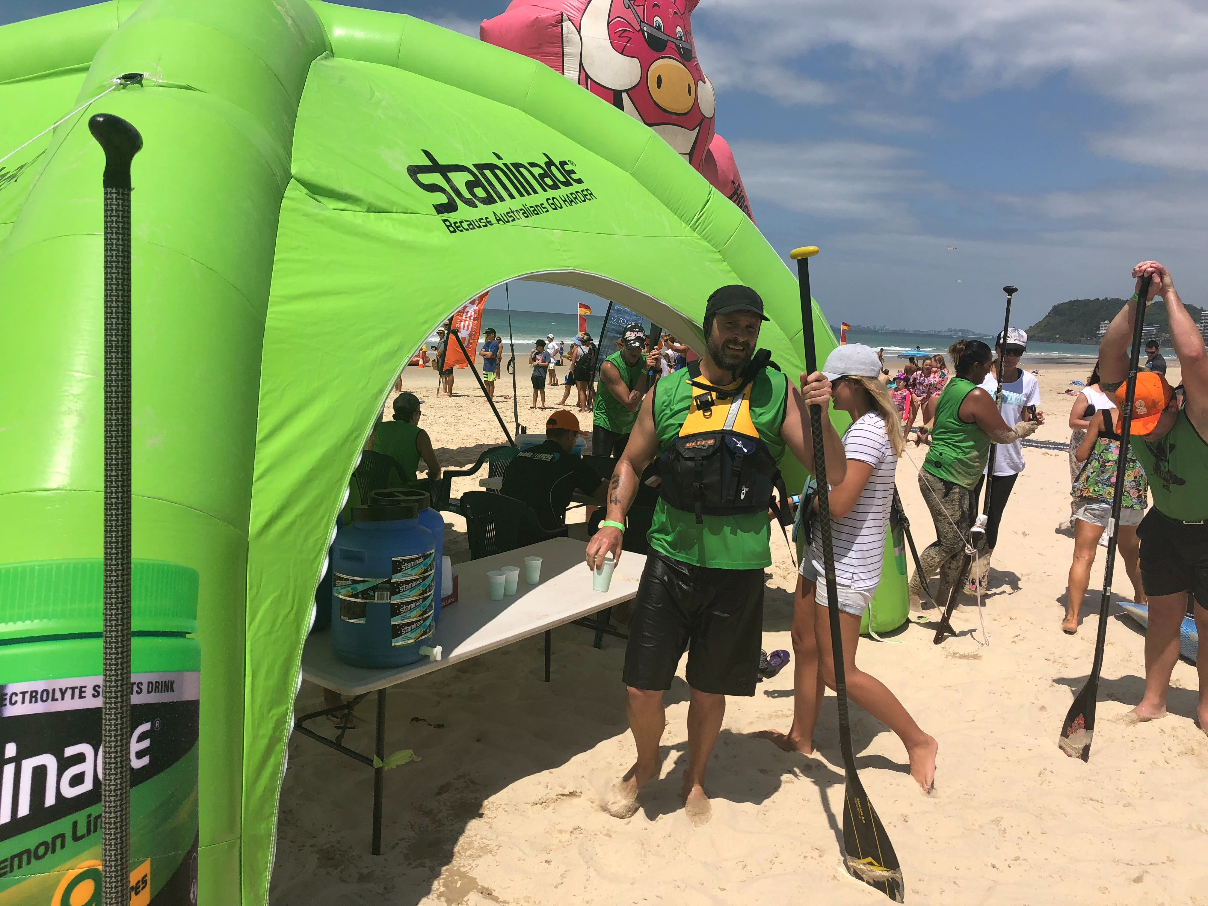 12 Towers Ocean Paddle Race 2021 - Surfers Gold Coast