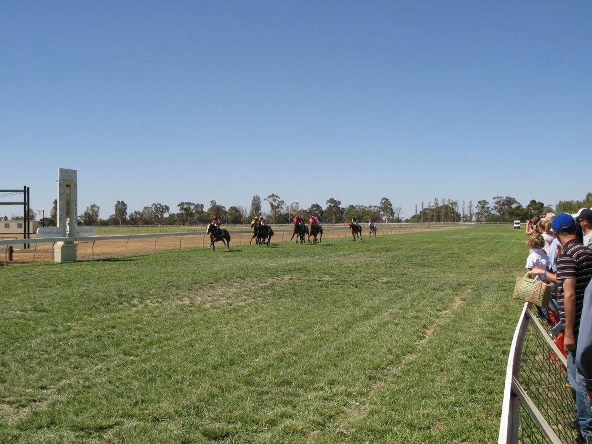 Balranald Races -Derby Day - Surfers Gold Coast