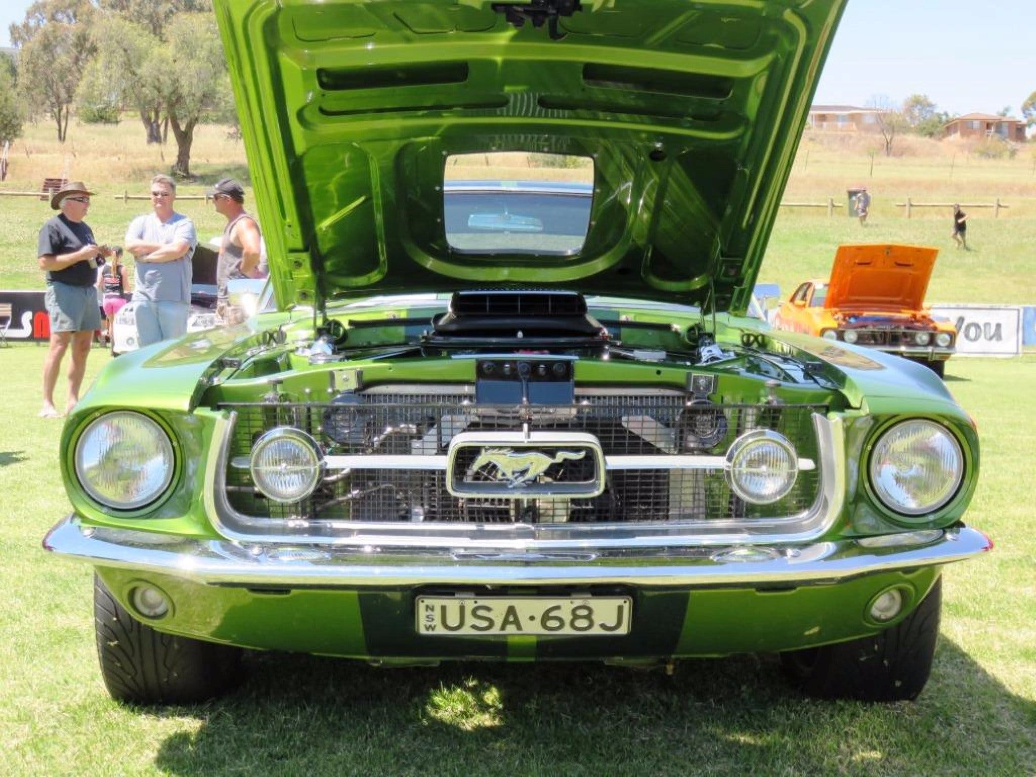 Central West Car Club Charity Show and Shine - Surfers Gold Coast