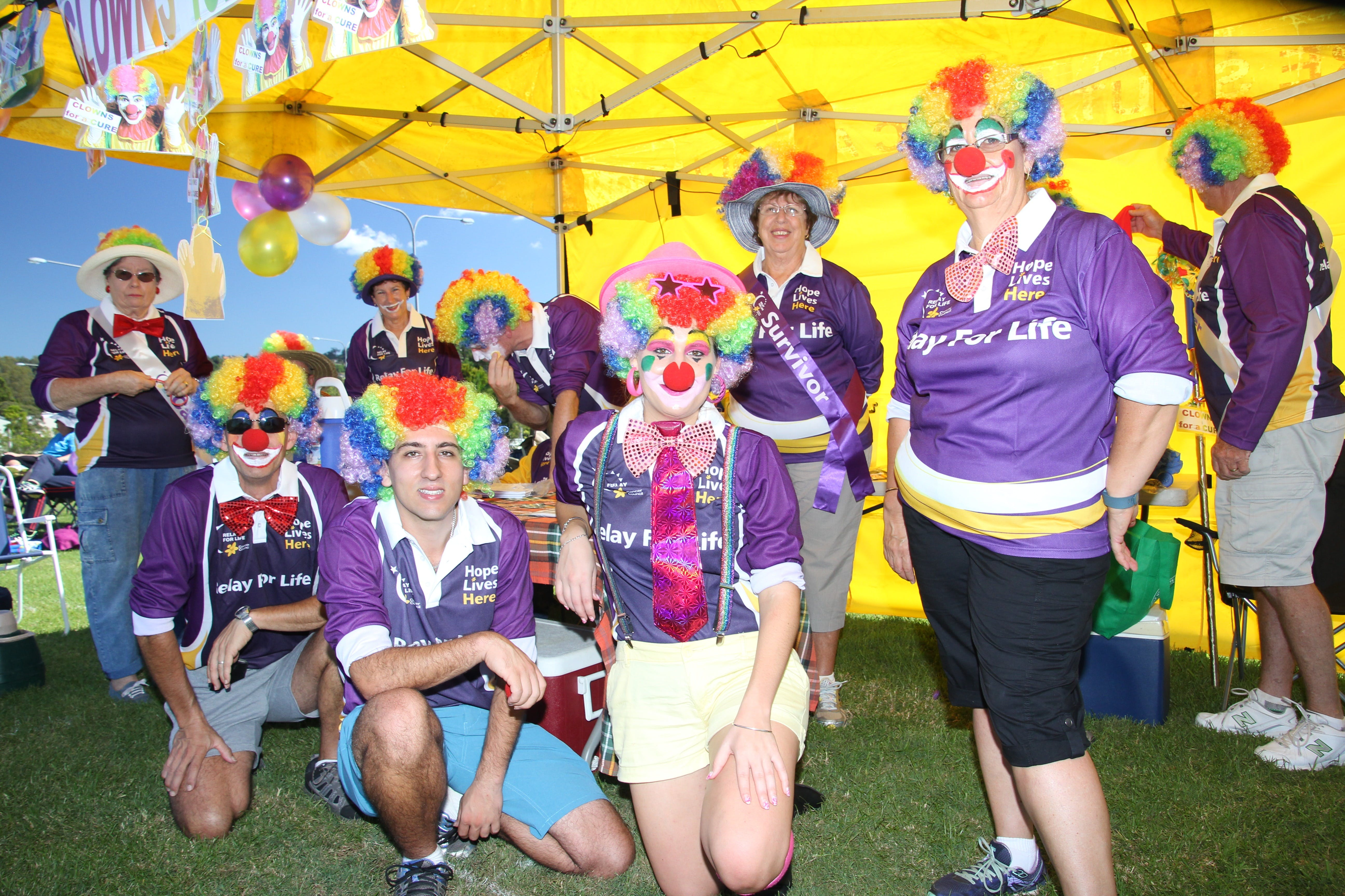 Grafton Relay for Life - NSW Cancer Council - Surfers Gold Coast