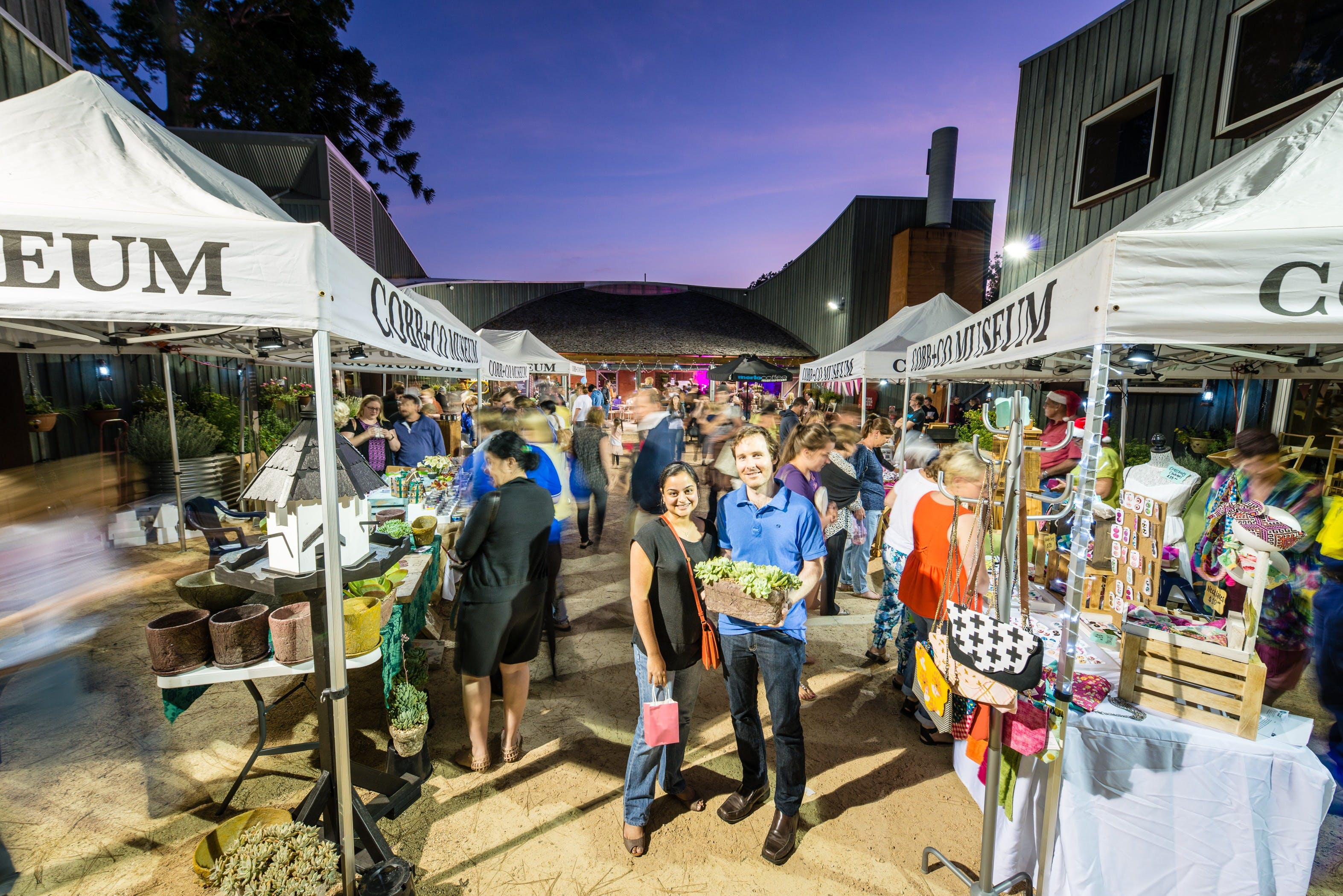 Hand Made Under the Stars - Twilight Market - Surfers Gold Coast