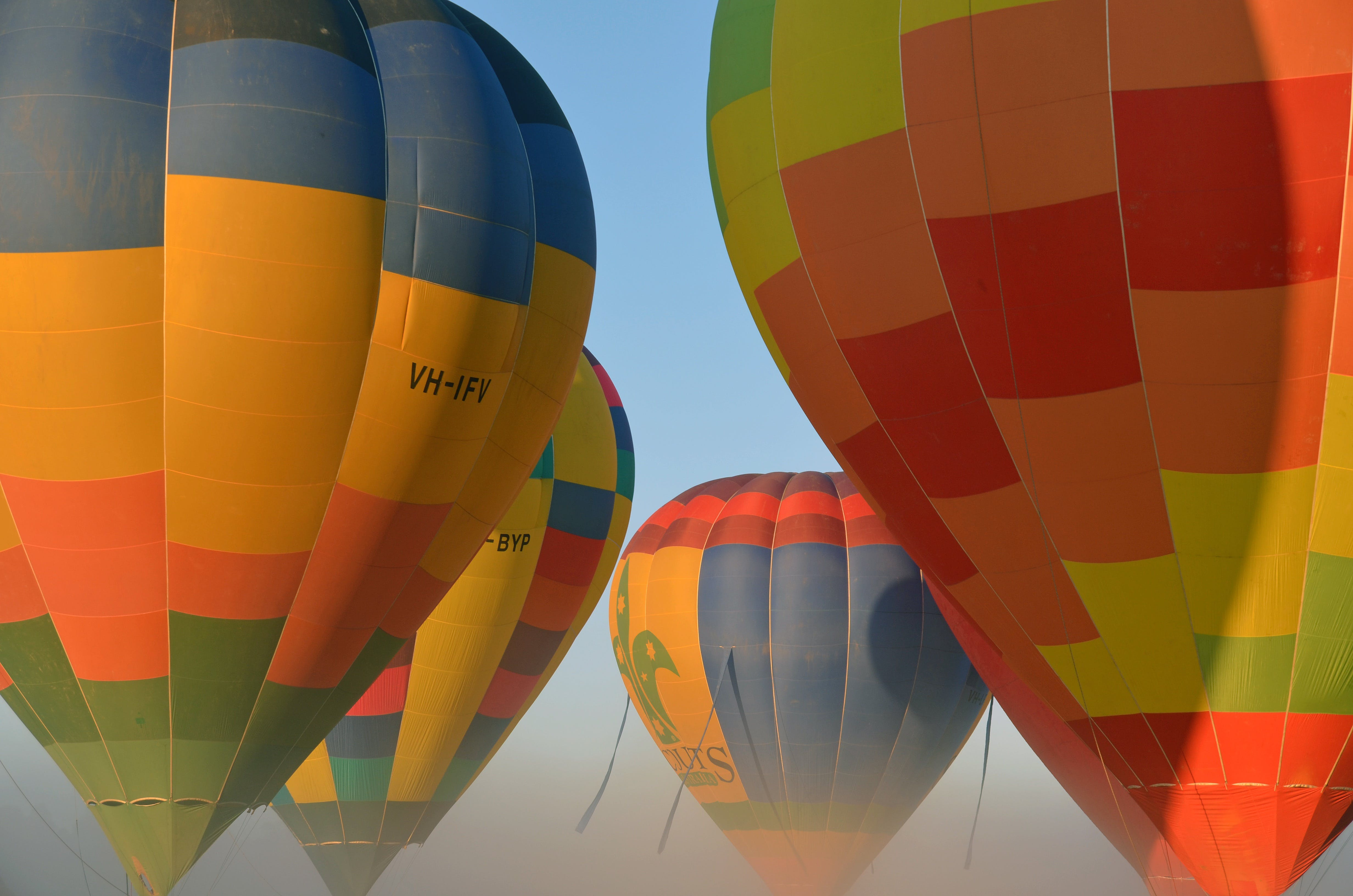 King Valley Balloon Festival - Surfers Gold Coast
