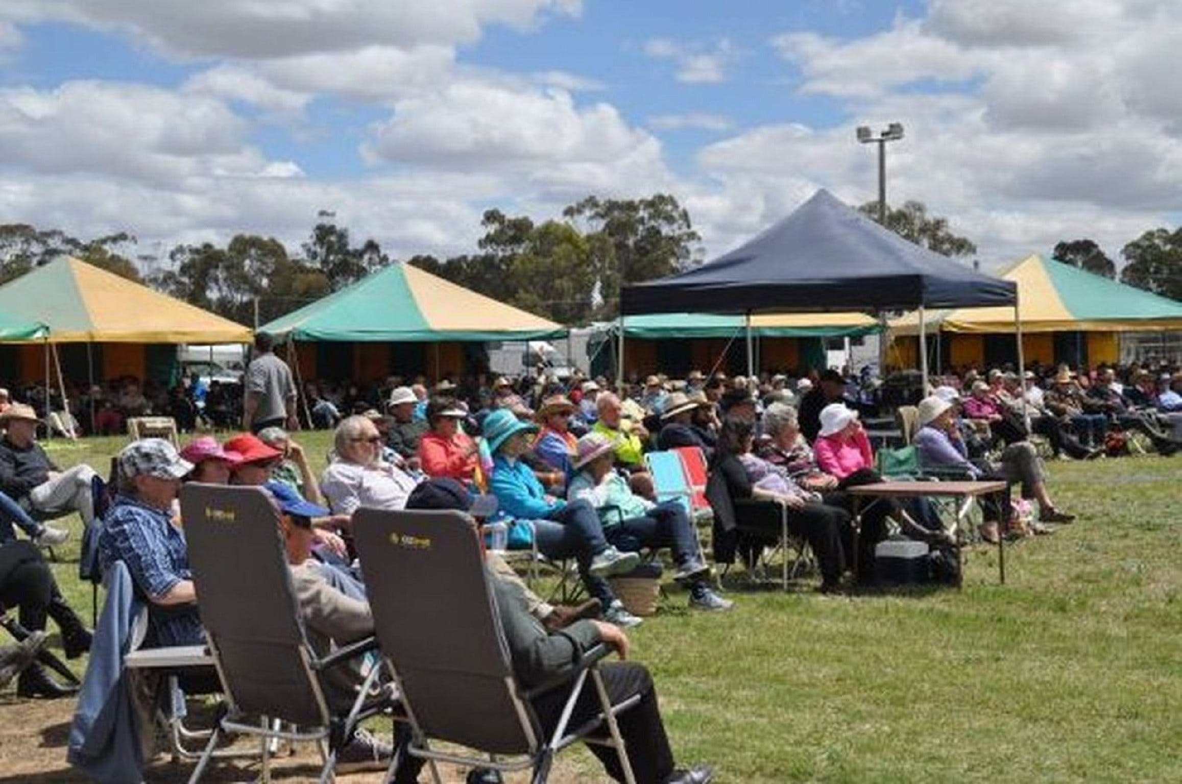 Kyabram RV Country Music Corral - Surfers Gold Coast