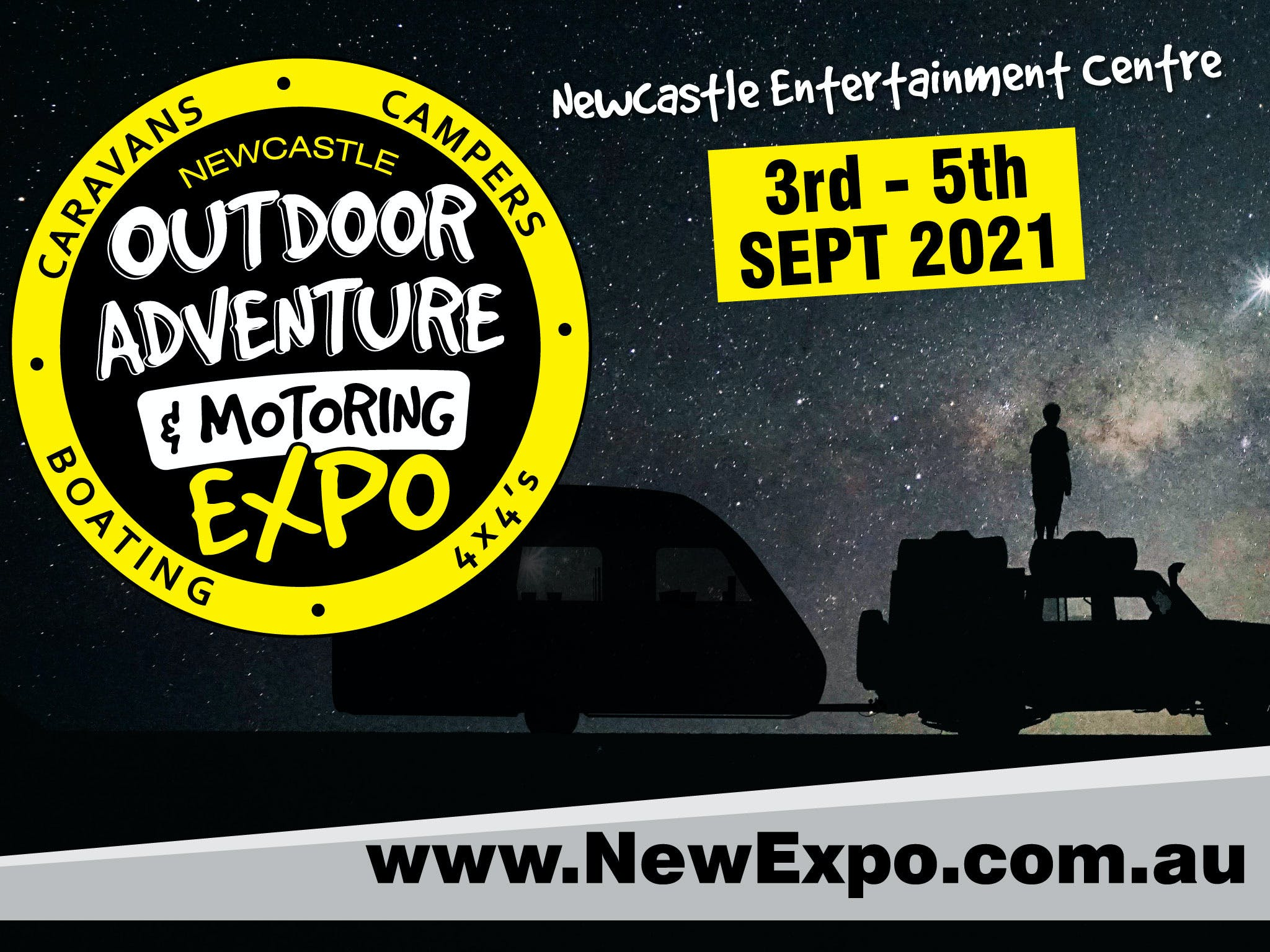 Newcastle Outdoor Adventure and Motoring Expo - Surfers Gold Coast