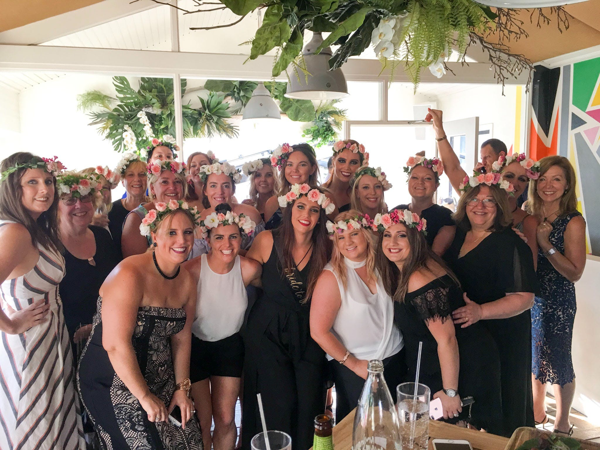 Private Flower Crown Workshop - Surfers Gold Coast
