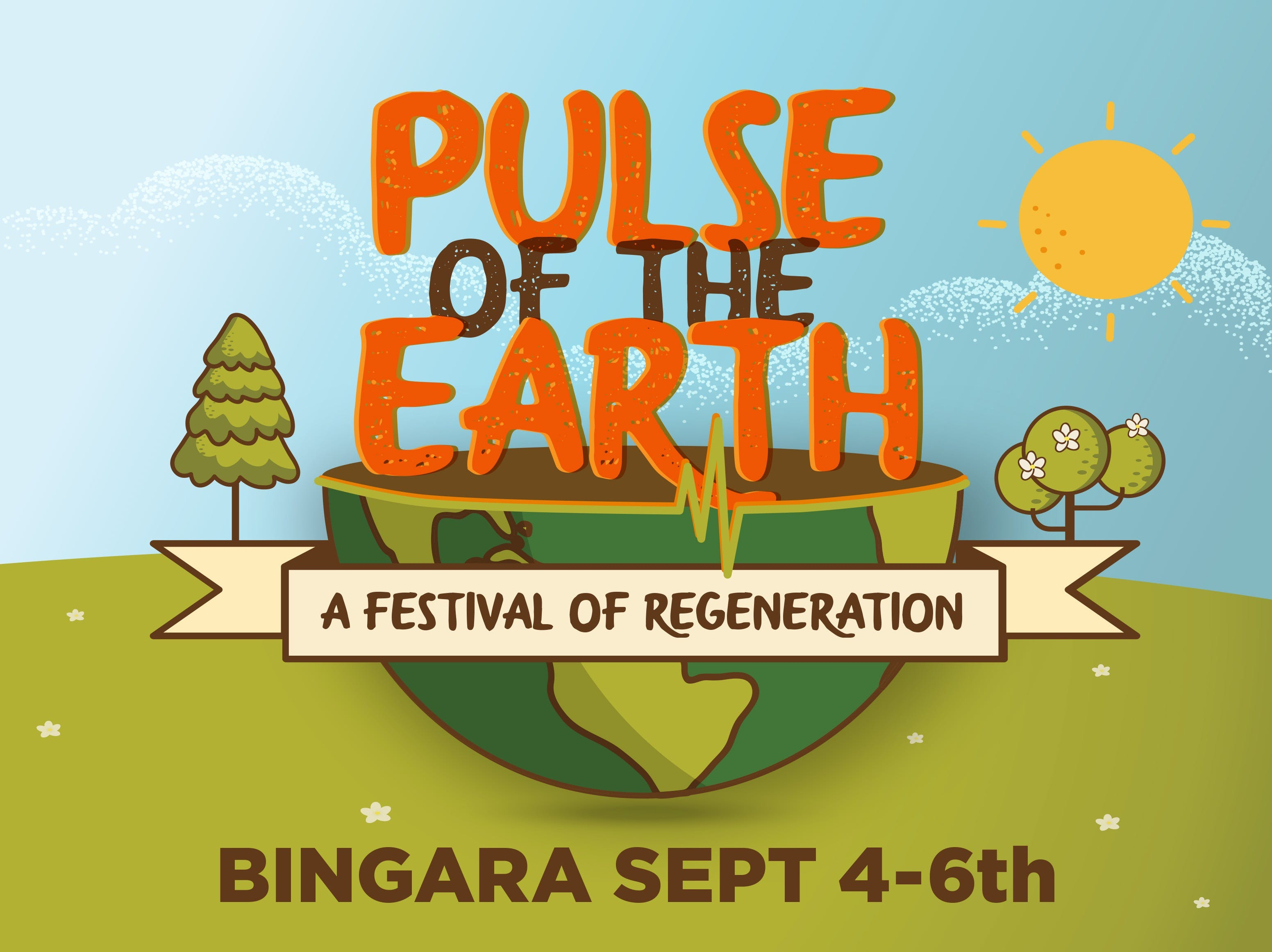 Pulse of the Earth Festival - a festival of Regeneration - Surfers Gold Coast