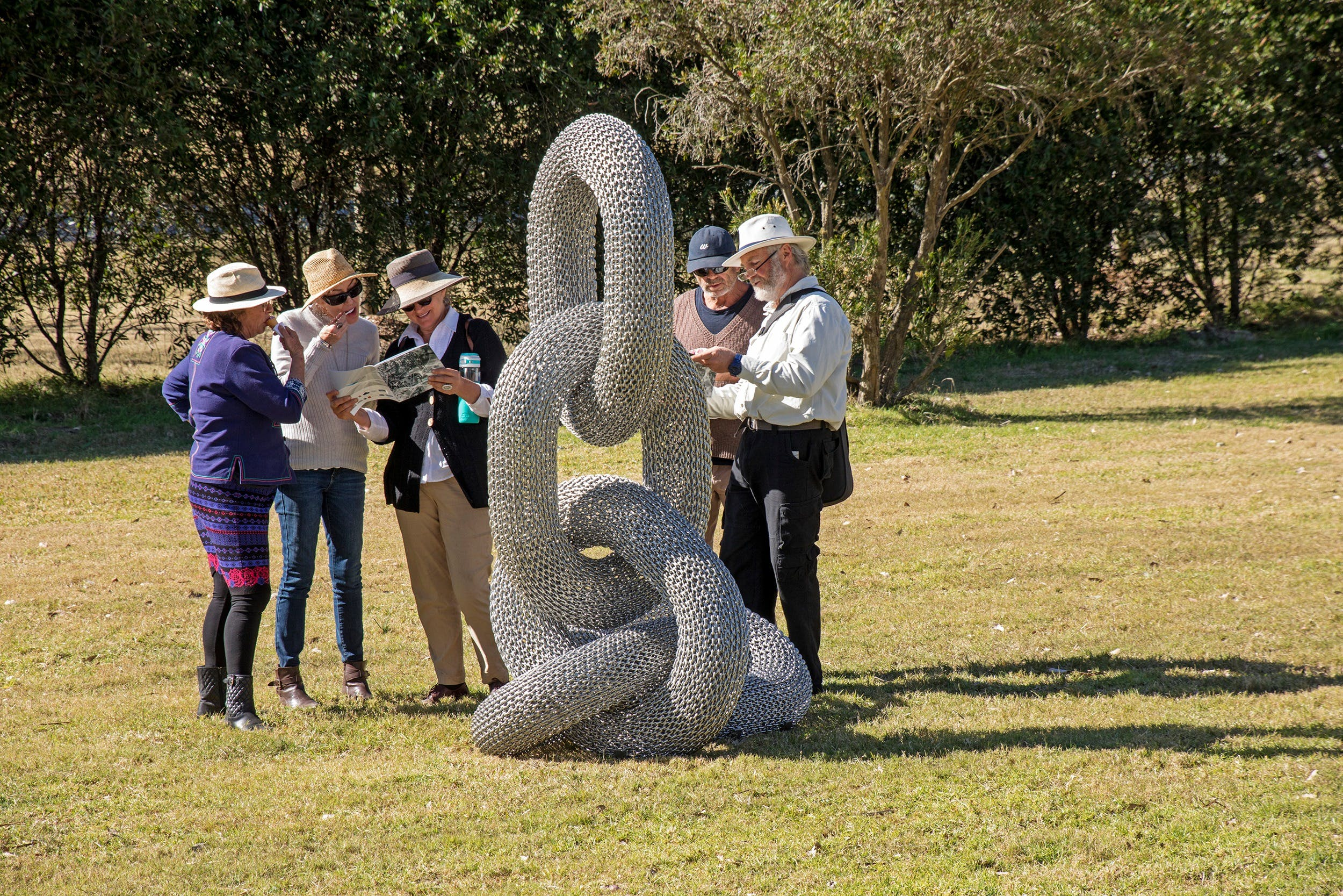Sculpture for Clyde - Outdoor Exhibition - Surfers Gold Coast