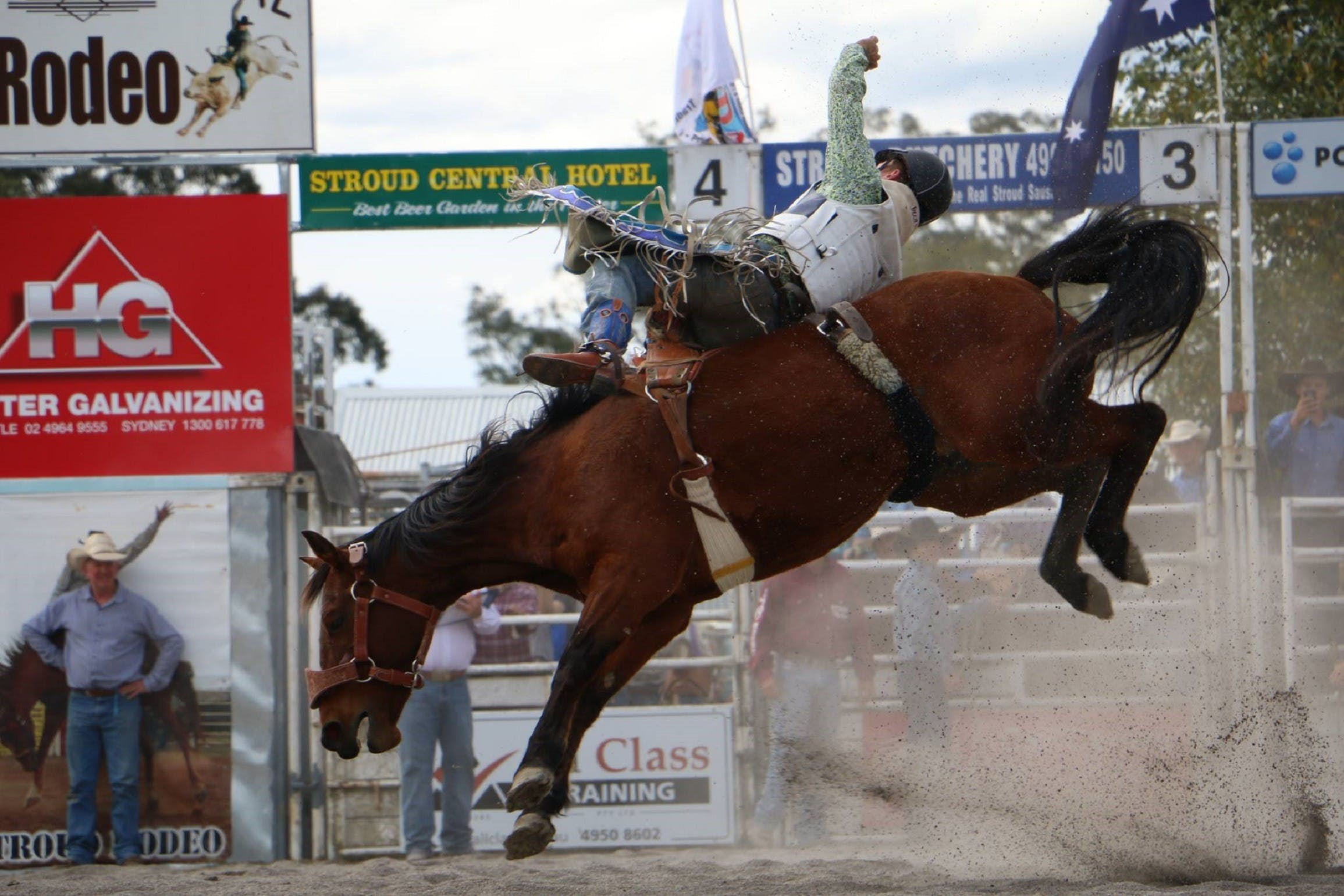 Stroud Rodeo and Campdraft - Surfers Gold Coast