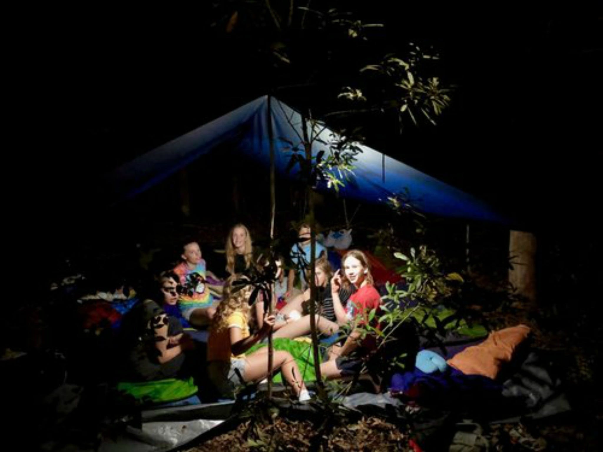 Summer  Family Nature Camp - Surfers Gold Coast