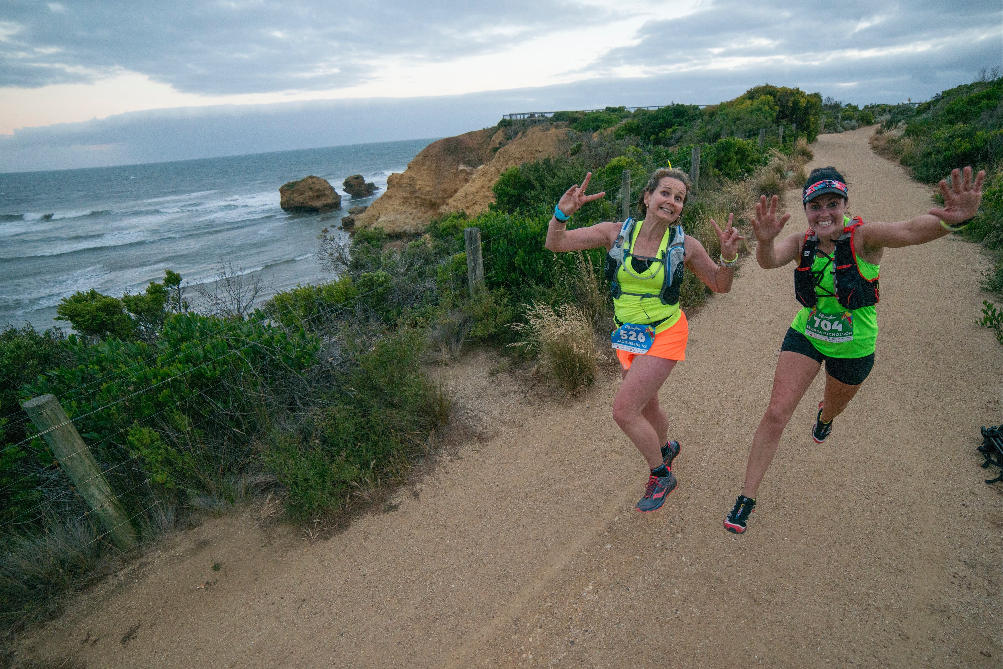 Surf Coast Afterglow Trail Marathon - Surfers Gold Coast