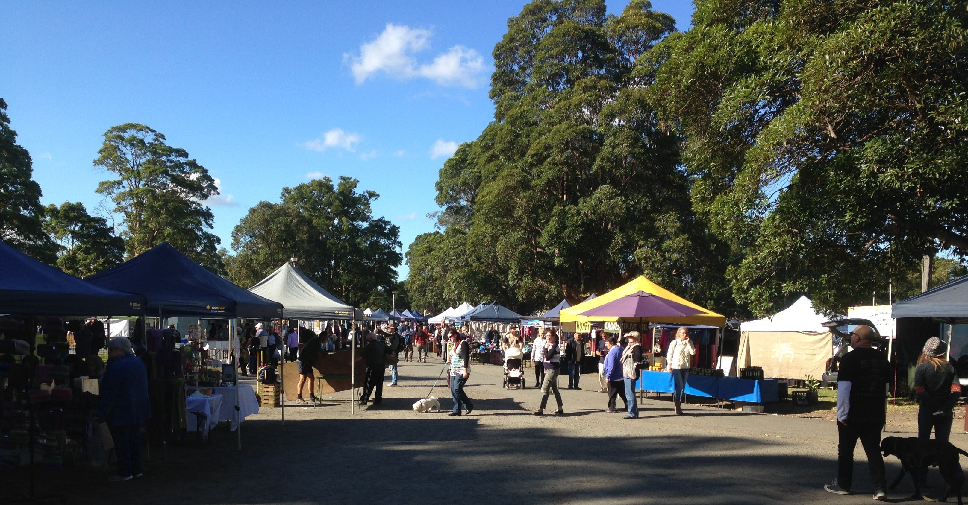 The Berry Markets - Surfers Gold Coast