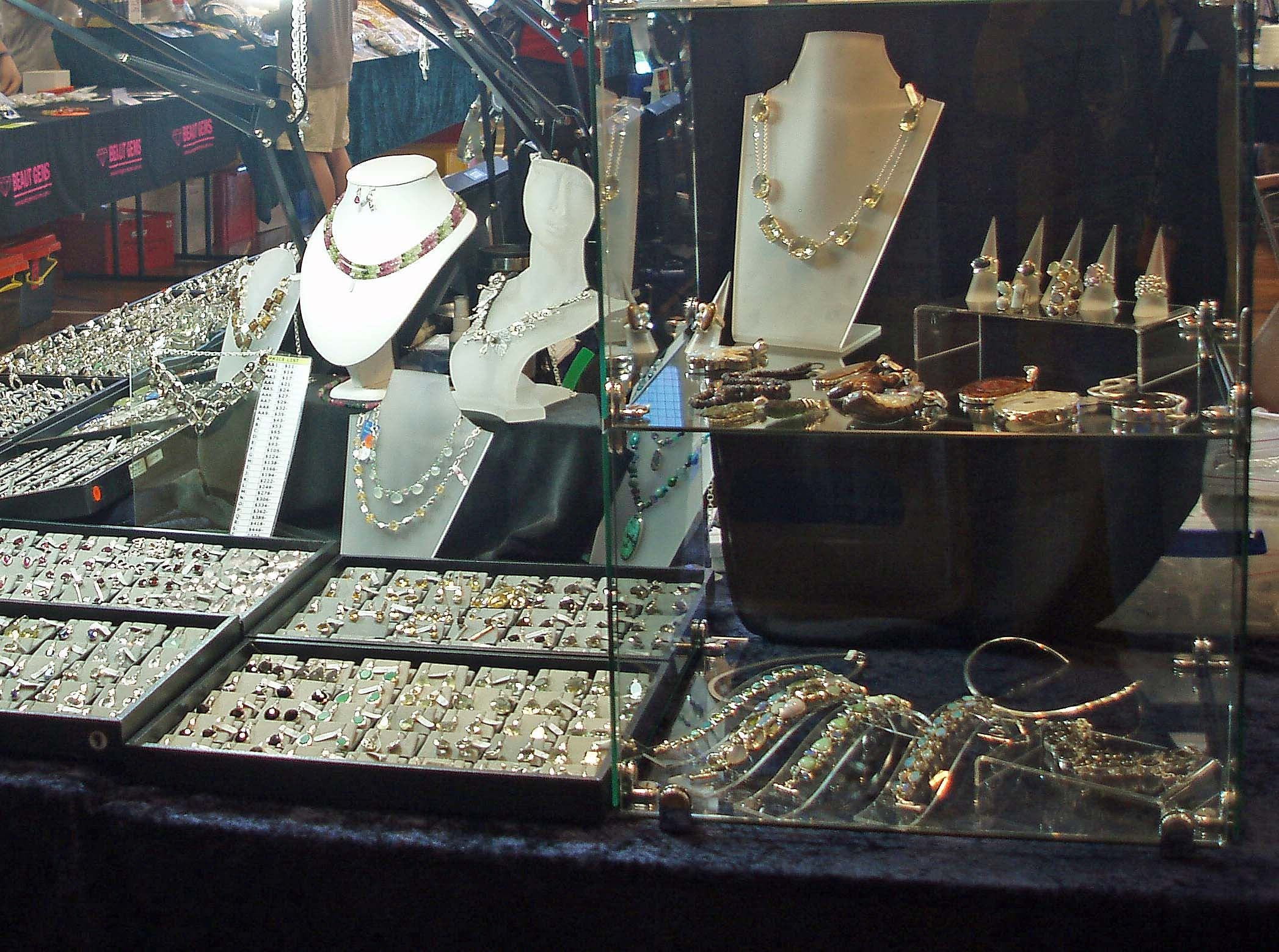 Toowoomba Gemfest - Gems and Jewellery - Surfers Gold Coast