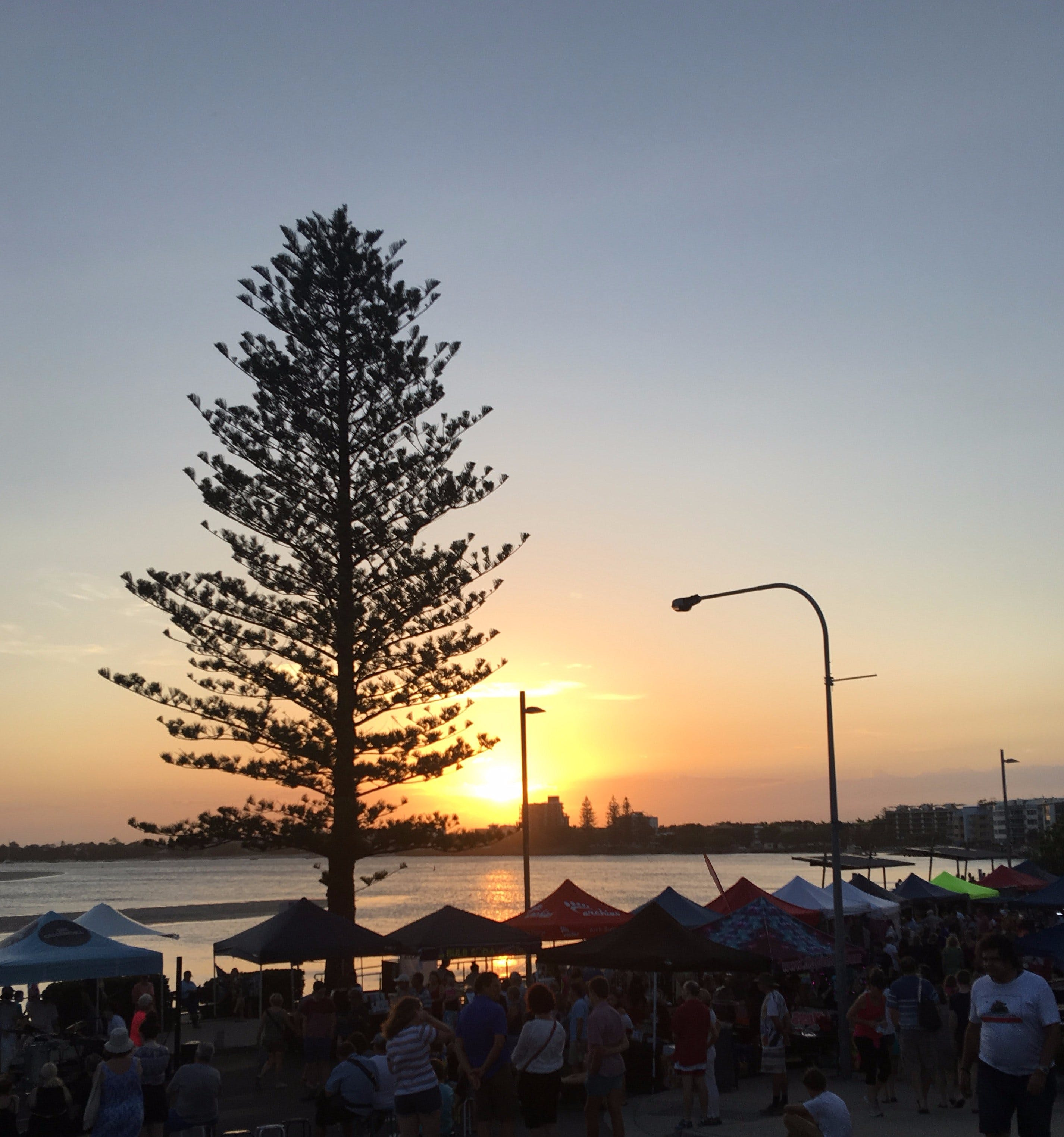 Twilight Markets Caloundra - Surfers Gold Coast