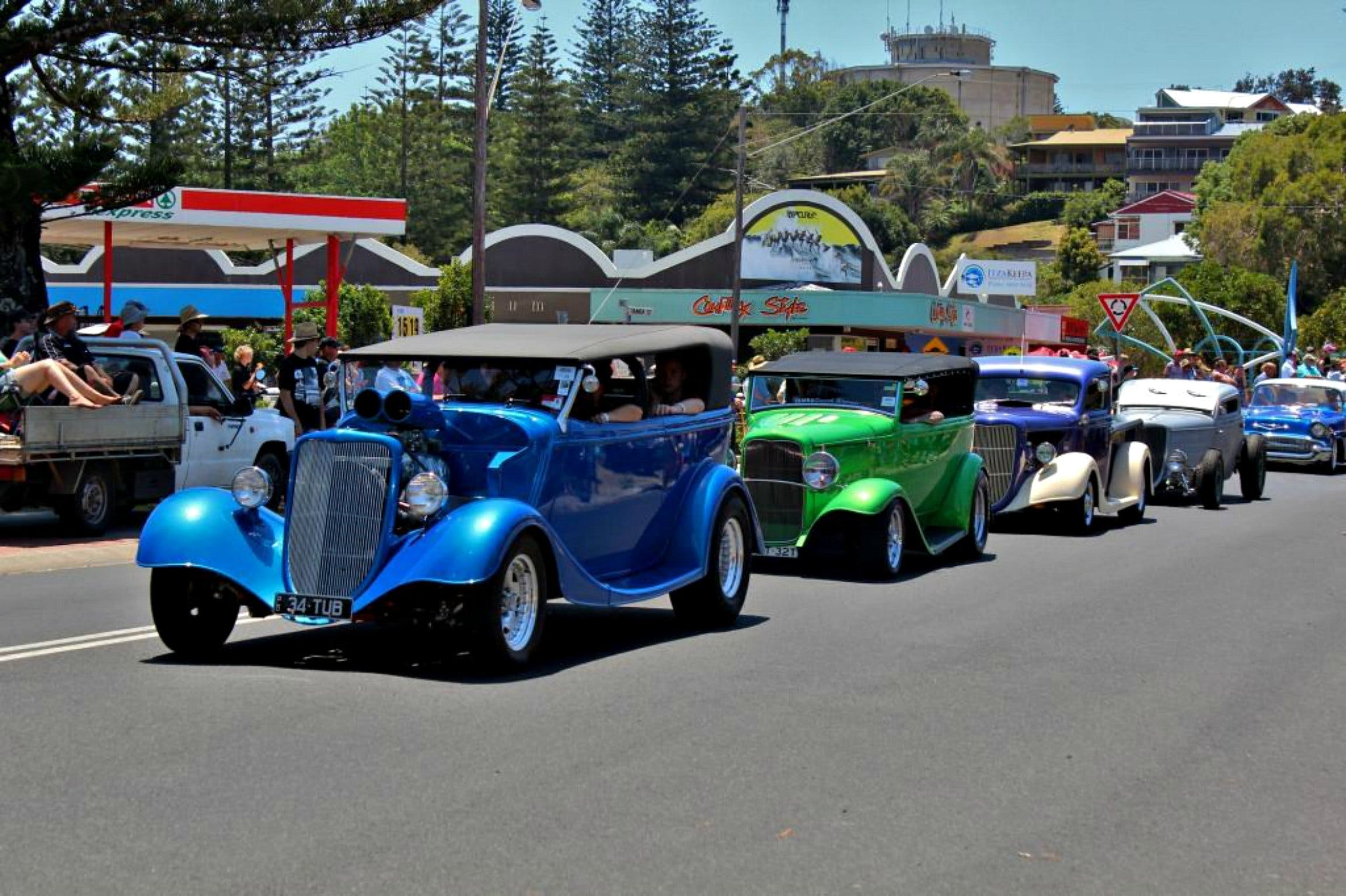Yamba Rod Run - Surfers Gold Coast