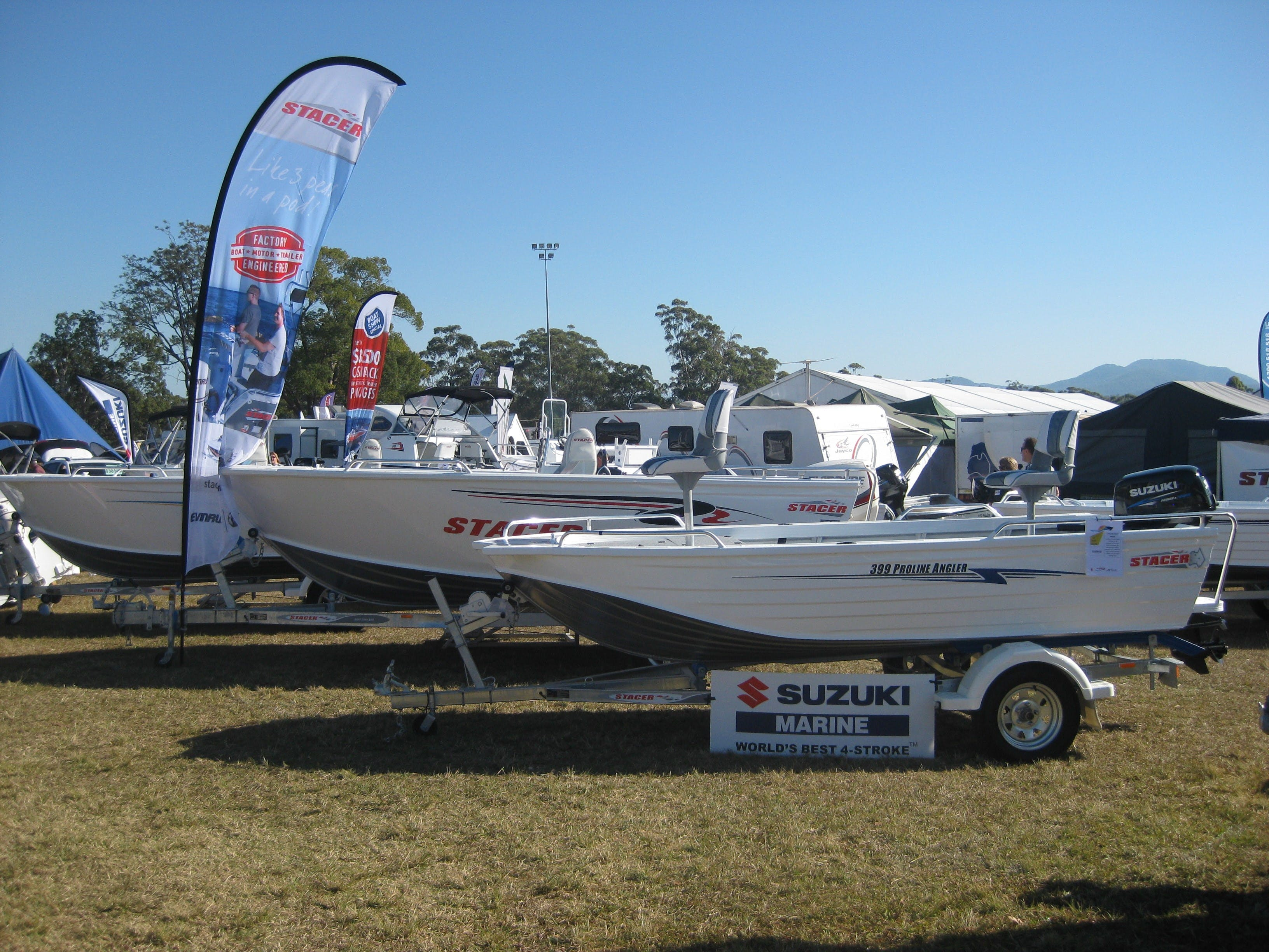 Mid North Coast Caravan Camping 4WD Fish and Boat Show - Surfers Gold Coast