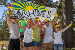 Summer Festival of  Lord Howe Island - Surfers Gold Coast