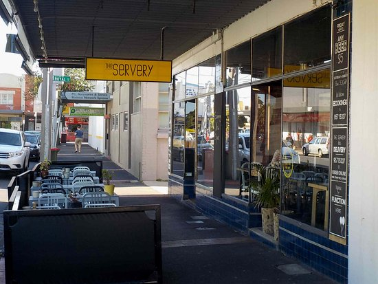 The Servery Cafe - Surfers Gold Coast