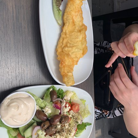 Hunky Dory Fish  Chips - Surfers Gold Coast
