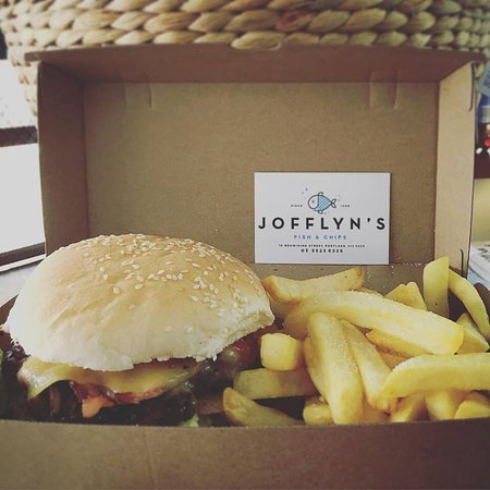Jofflyn's Fish  Chips - Surfers Gold Coast