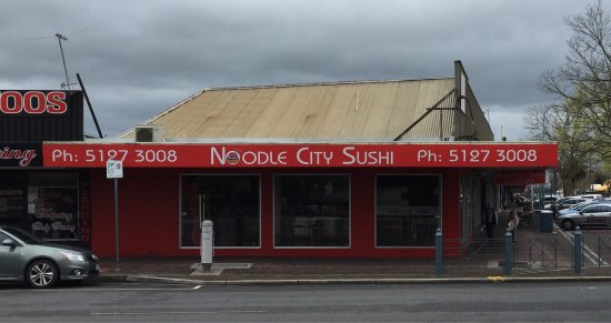 Noodle City  Sushi - Surfers Gold Coast