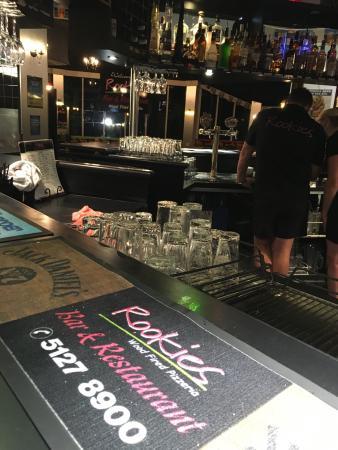 Rookies Pizzeria Bar  Grill - Surfers Gold Coast