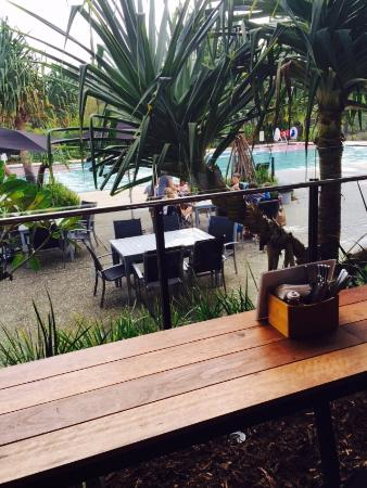 The Pool Cafe - Surfers Gold Coast