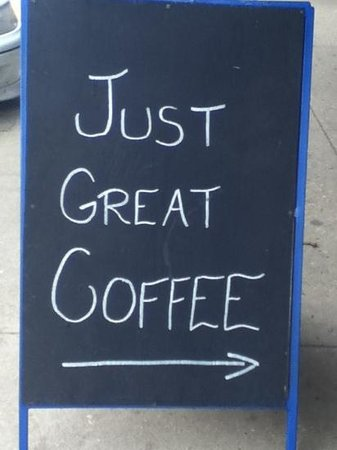 Just Great Coffee - Surfers Gold Coast