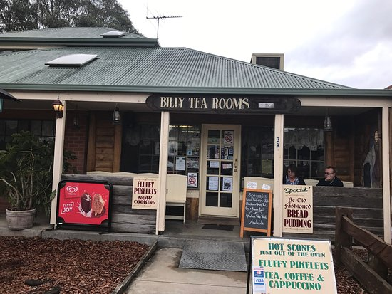 Glenrowan Dad and Dave's Billy Tea Rooms and Accommodation - Surfers Gold Coast