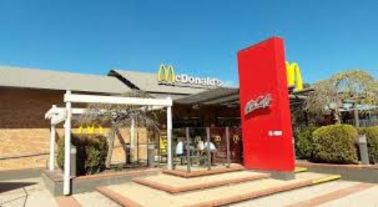 McDonald's - Surfers Gold Coast