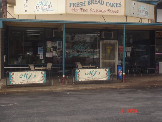 MJ's Bakery - Surfers Gold Coast