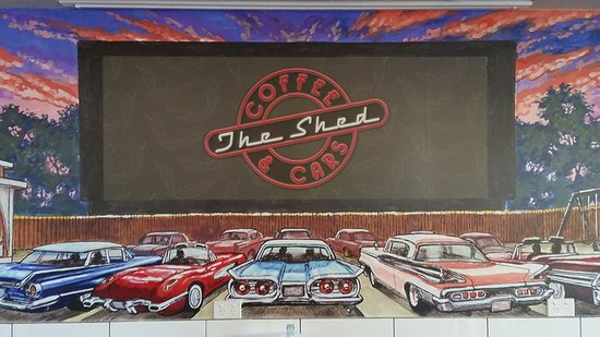 The Shed Coffee And Cars - Surfers Gold Coast