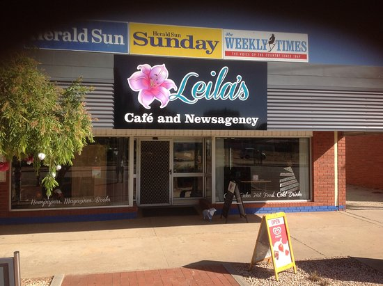 Leila's Cafe and Newsagency - Surfers Gold Coast