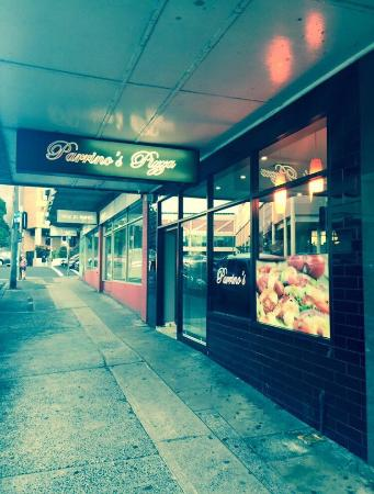 Parrino's Pizza - Surfers Gold Coast