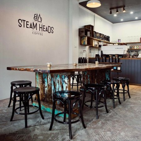 Steam Heads Coffee - Surfers Gold Coast