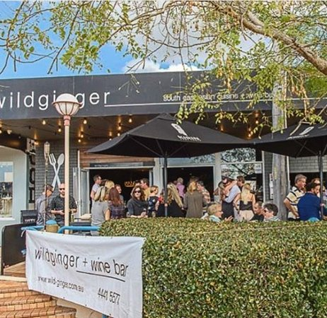 Wild Ginger - Surfers Gold Coast