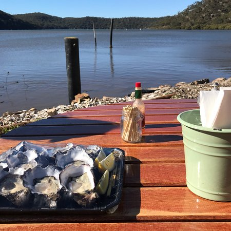 Hawkesbury River Oyster Shed - Surfers Gold Coast