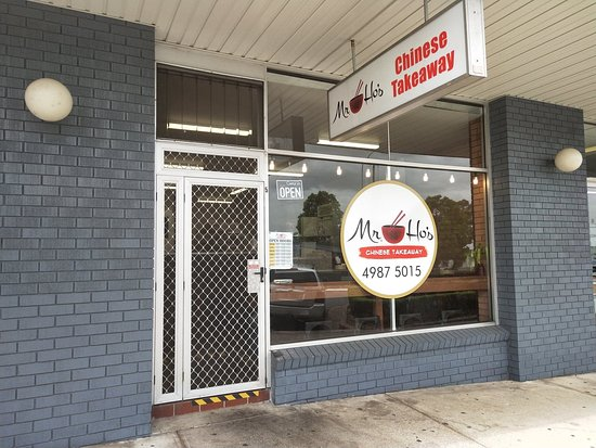 Mr Ho's Chinese Takeaway - Surfers Gold Coast