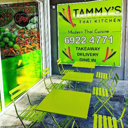 Tammy's Thai Kitchen - Surfers Gold Coast