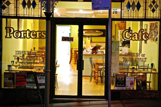 Porters Cafe - Surfers Gold Coast