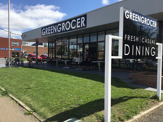 Greengrocer Cafe - Surfers Gold Coast