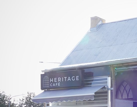 Heritage Cafe - Surfers Gold Coast