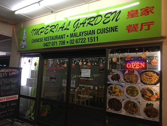 Imperial Garden Chinese Malaysian Cuisine - Surfers Gold Coast