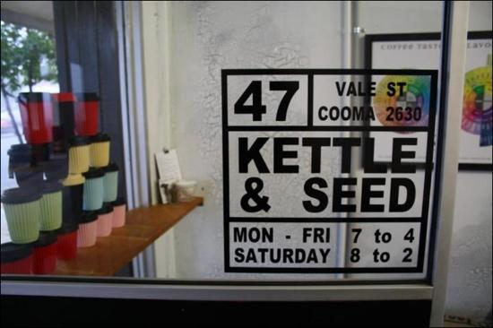 Kettle  Seed Cafe and Coffee Roaster - Surfers Gold Coast