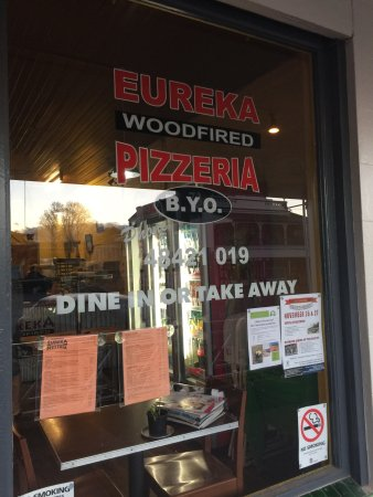 Eureka Pizzeria - Surfers Gold Coast