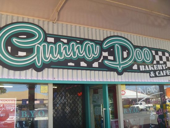 Gunna Doo Bakery - Surfers Gold Coast