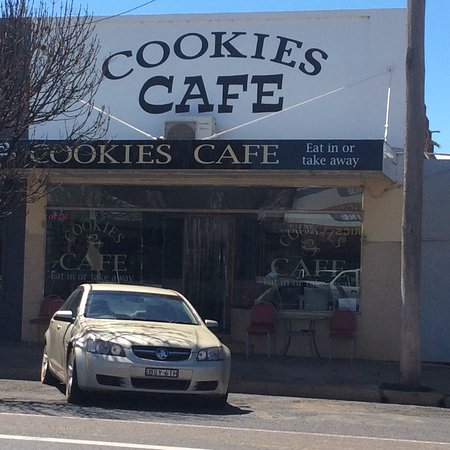 Cookies Cafe - Surfers Gold Coast