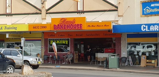 Dave's Bakehouse - Surfers Gold Coast