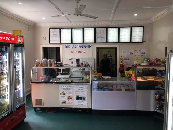 Denman Takeaway - Surfers Gold Coast