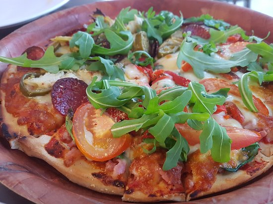 The Wood Oven - Surfers Gold Coast