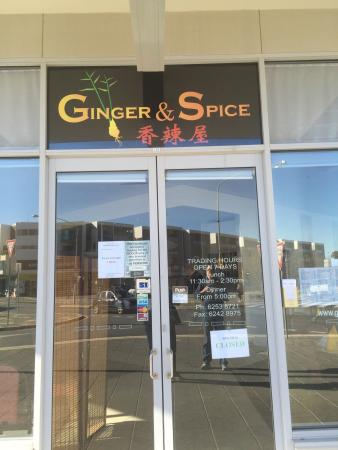 Ginger and Spice - Surfers Gold Coast
